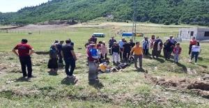 Kahramanmaraş'ta Motosiklet Kazası: 1 Yaralı