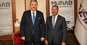 Kervancıoğlu: Bayramlar, kardeşlik ahdimizi yenilemek için de önemli bir fırsattır