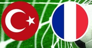 Milli Maç Heyecanı: Türkiye, Fransa'yı Ağırlıyor