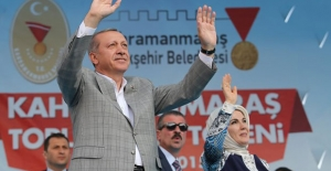 Cumhurbaşkanı Erdoğan Kahramanmaraş#039;a...