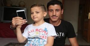 Kahramanmaraş#39;ta Suriyeli Gençten...