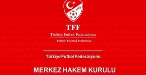 MHK İki Hakemin Biletini Kesti: Bu Sezon Maç Yönetemeyecekler!