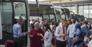 Otobüs Firmalarına Bayramda Ek Sefer İzni