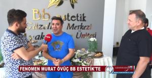 Sosyal Medya Fenomeni Murat Övüç Kahramanmaraş'ta