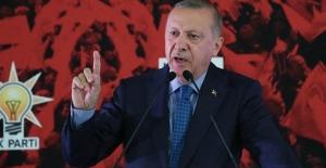Cumhurbaşkanı Erdoğan:Seçilmiş Olmak Suç İşleme Özgürlüğü Tanımaz