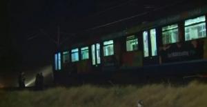 Tren Raydan Çıktı: 27 Yaralı!