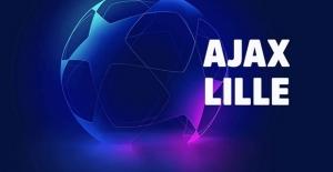 Ajax-Lille Maçı Canlı İzle