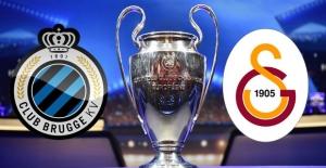 Club Brugge - Galatasaray Maçı Canlı...