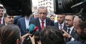 Cumhurbaşkanı Erdoğan:Bir Çılgınlık Sözkonusu!