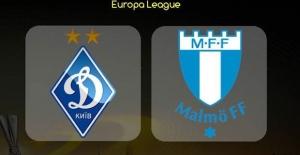Dynamo Kiev-Malmö UEFA Maçı