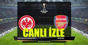 E. Frankfurt-Arsenal UEFA Maçı