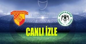 Göztepe-Konyaspor Maçı