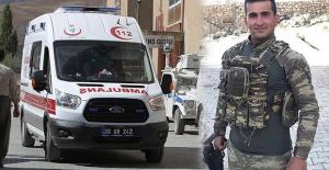 Hakkari'de Ağır Yaralanan Asker Şehit Oldu!