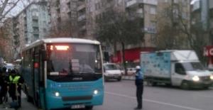 Kahramanmaraş#039;ta Toplu Taşımaya...