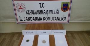 Kahramanmaraş'ta Uyuşturucu Operasyonu: 4 Kişi Yakayı Ele Verdi!