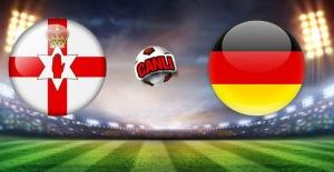 Kuzey İrlanda-Almanya Maçı Canlı...