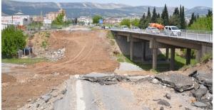 Müjde, İstasyon Köprüsü Açıldı