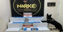 K.Maraş'ta Oyuncak Bebek İçine Gizlenmiş Uyuşturucu Haplar Ele Geçirildi