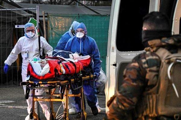Kovid-19 Salgını Tekrar Hortladı! 5 Avrupa Ülkesinde Korkutan Rakamlar